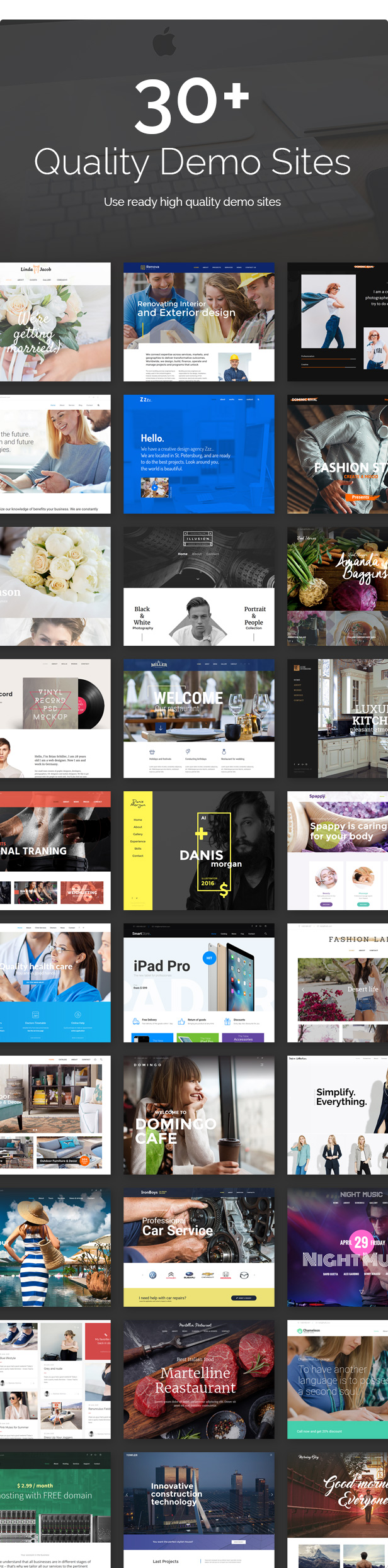 Firefly - Responsive Multi-Purpose WordPress Theme - 3