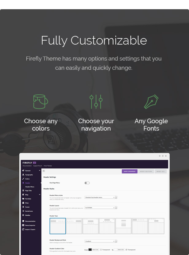 Firefly - Responsive Multi-Purpose WordPress Theme - 6